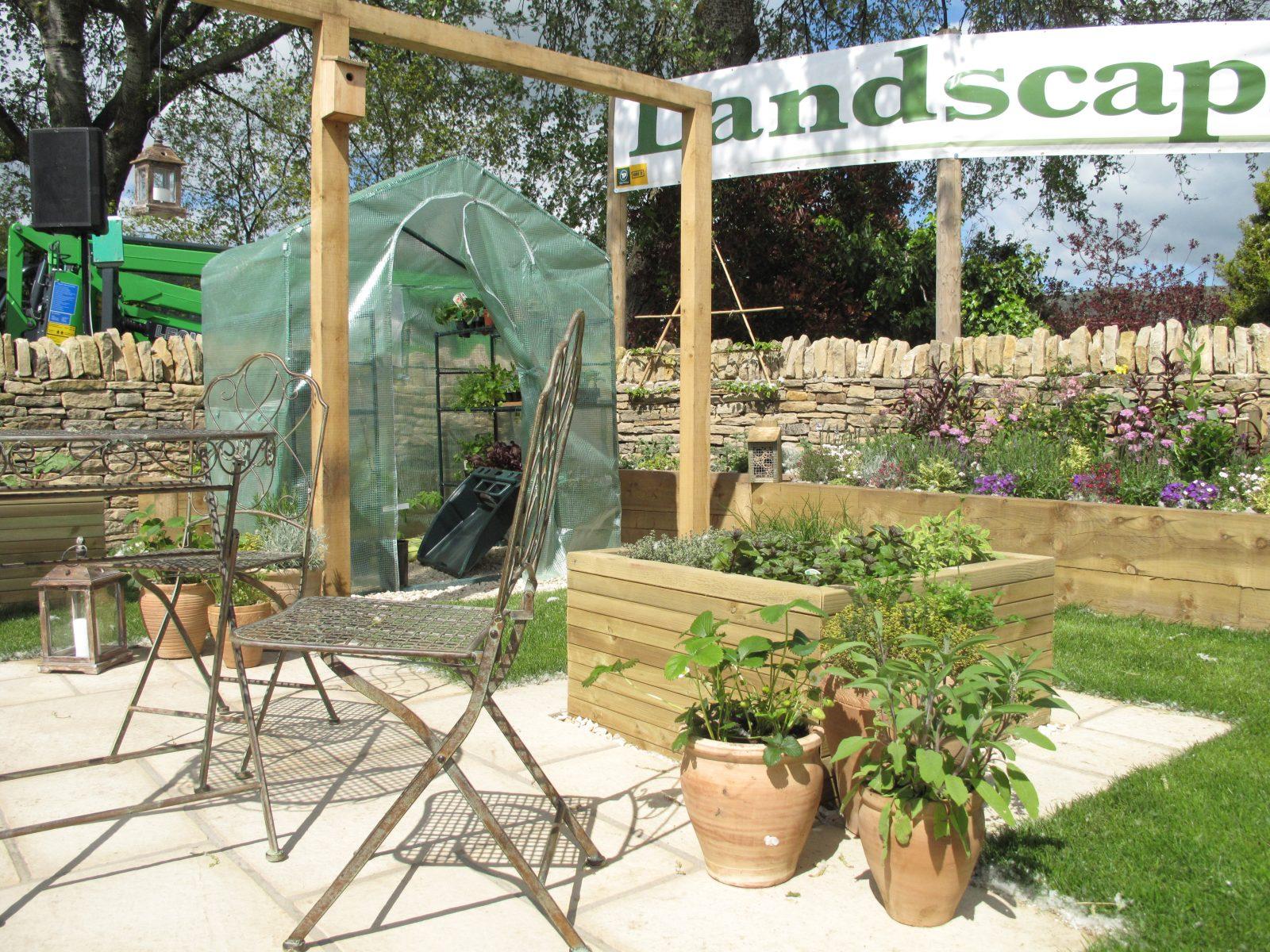 Malvern Show Garden